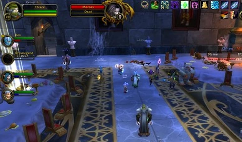 Guildwatch: Unannounced visitors?  Preparations must be made...