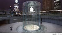 Apple, Steve Jobs win patents for Shanghai Apple Store design