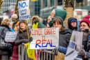 Scientists prepare their own march against Trump