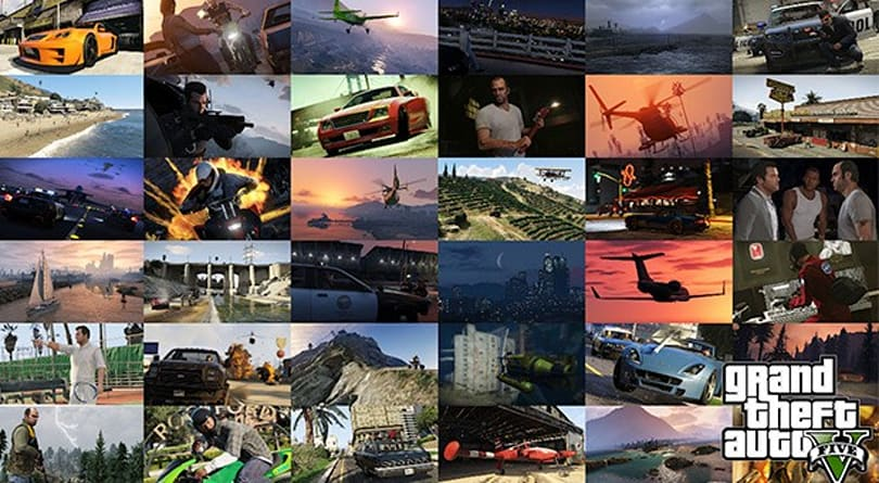 Grand Theft Auto V pre-orders ship early, Amazon UK learns crime doesn't pay