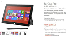 Microsoft slashes Surface Pro price for the month of August, 64GB model down to $799