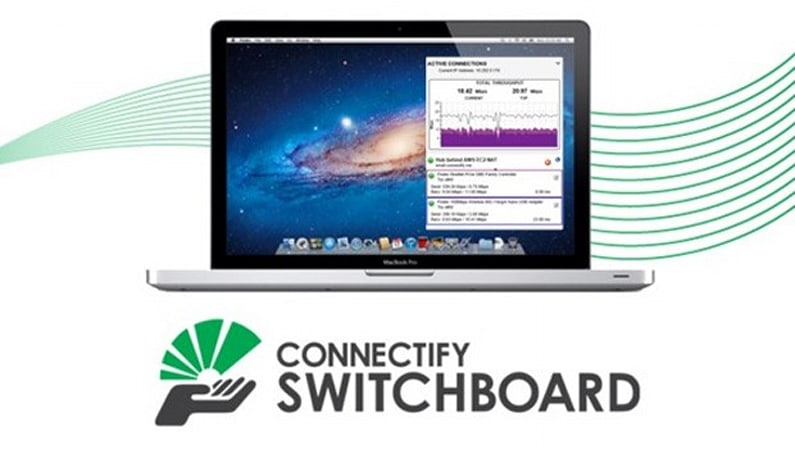 Connectify Switchboard ditches original server plans, is available now for $90