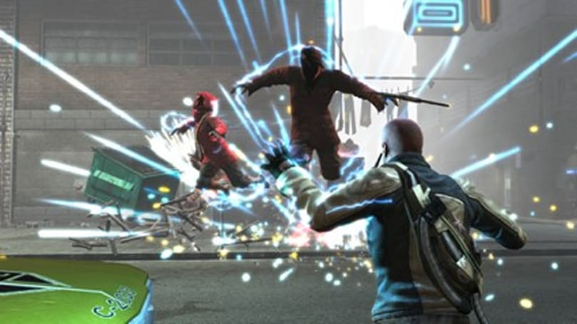 Didn't see the X-Play inFamous footage? Catch up now