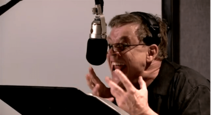 Watch Mark Hamill and Kevin Conroy record for Arkham City, destroy the fabric of reality