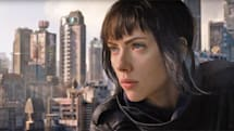 Watch the second trailer for the 'Ghost in the Shell' movie