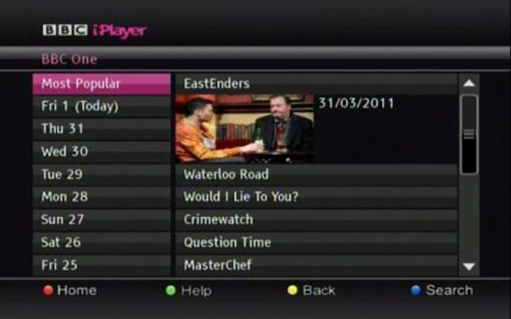 BBC expands iPlayer support on TiVo, Popcorn Hour and Freeview HD devices