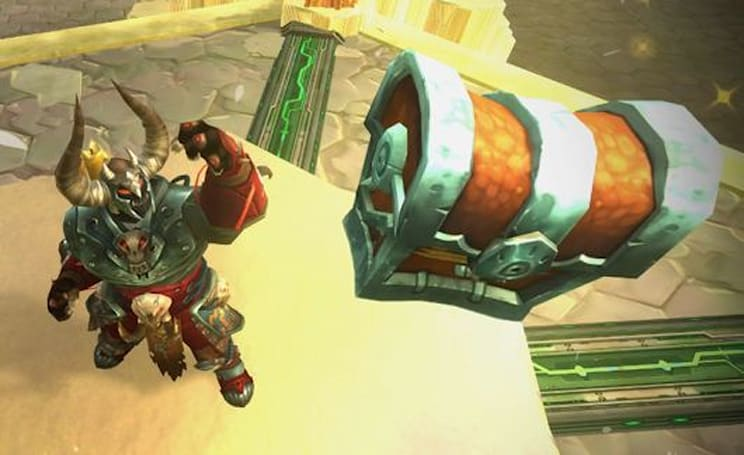 The Daily Grind: What's the best loot you've ever scored in an MMO?