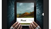 HP announces Pivot for TouchPad, the curated, magazine-like way to find some apps