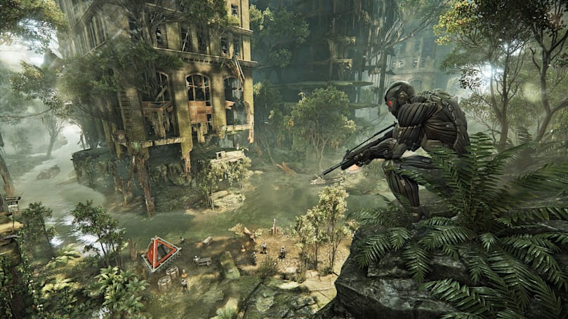 Crytek is closing studios and paying employees late again