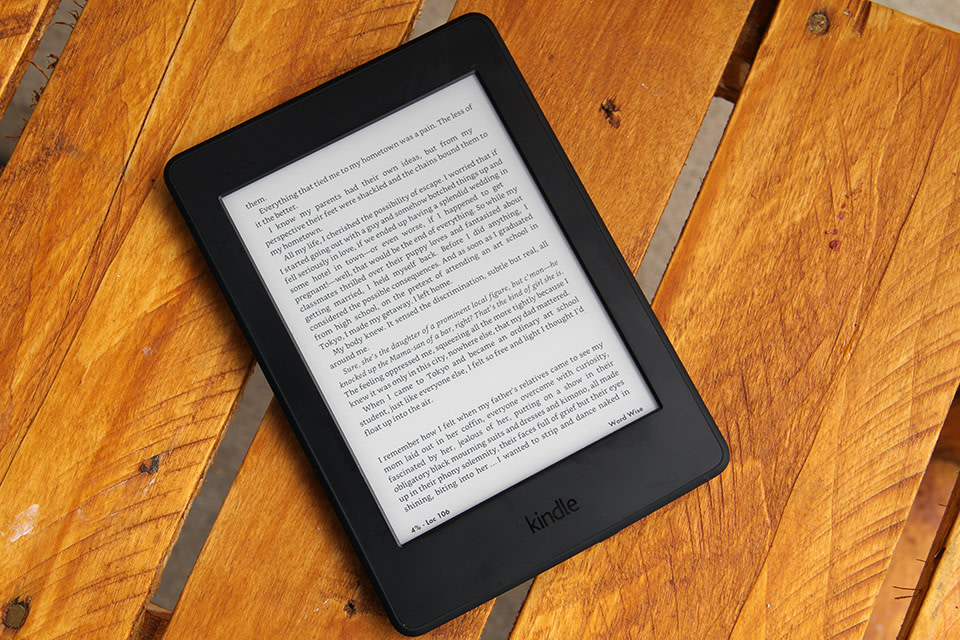 Question about Amazon's Kindle?