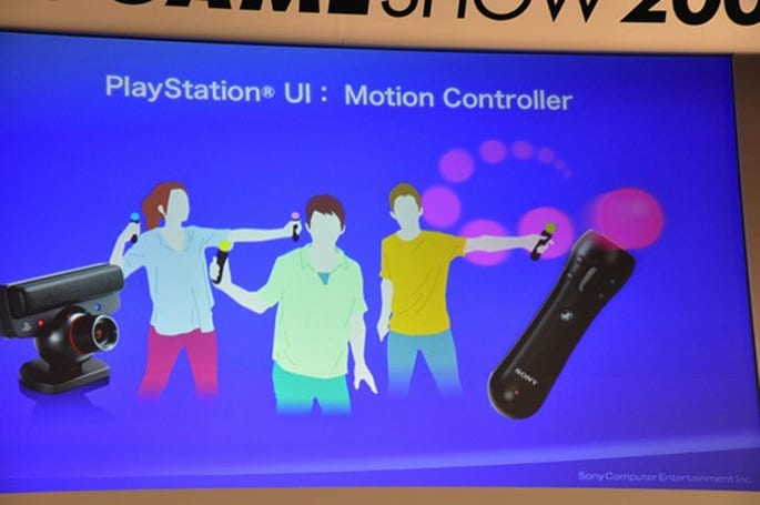 Sony's PlayStation Motion Controller now codenamed Sphere?