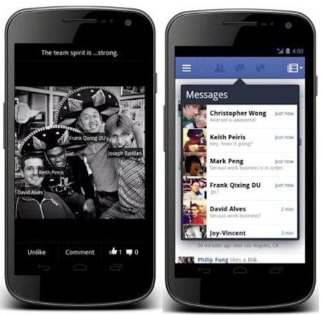 Facebook for Android update going live today, promises UI tweaks and faster photos (update: live!)