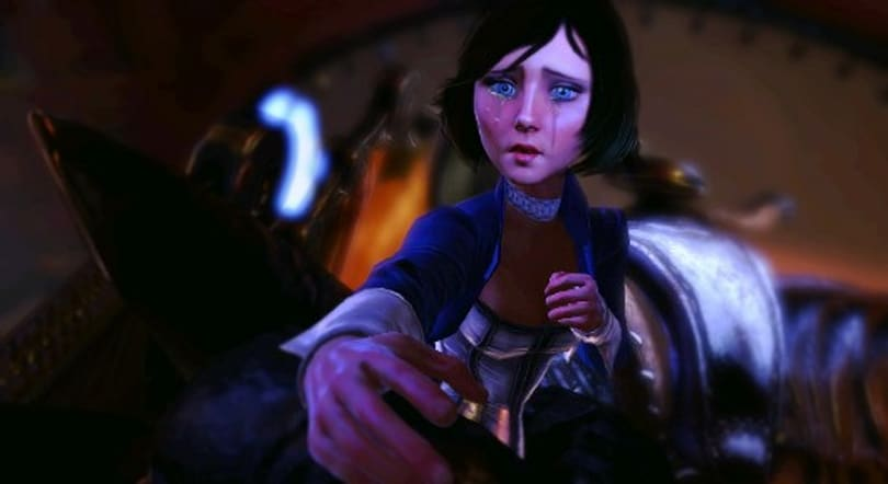 Levine gets dramatic when writing, directing for BioShock: Infinite