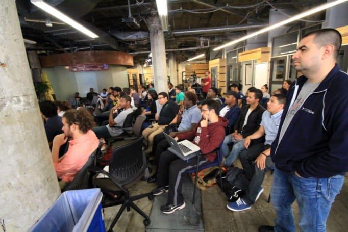 Apple team-up promises more diversity among tech interns