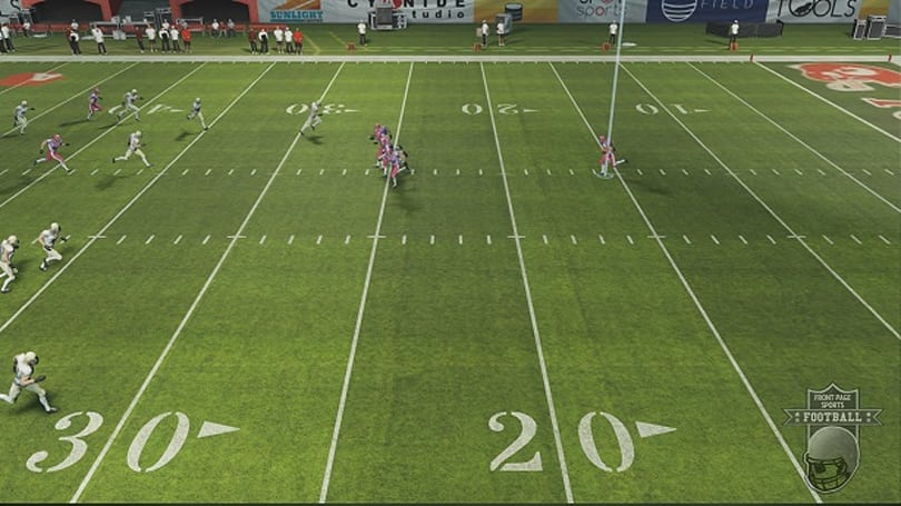 Blood Bowl dev launching football simulator next week