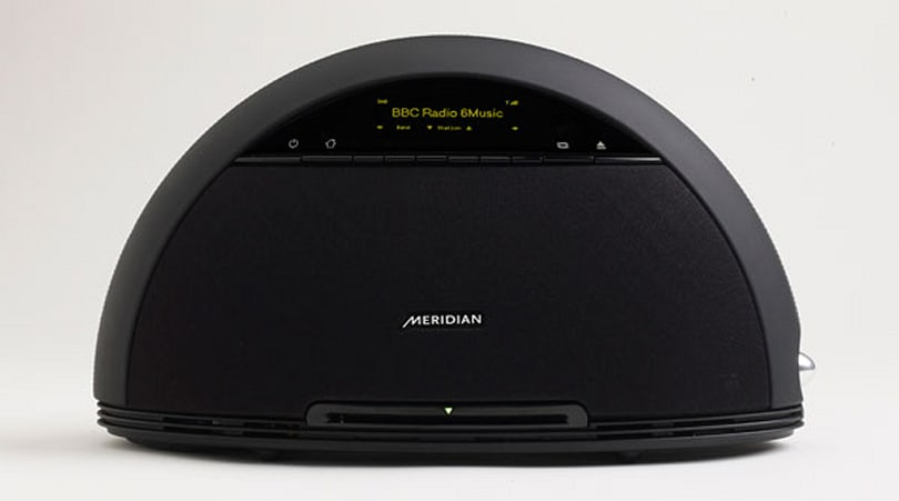 Meridian launches M80 high-end compact entertainment system, we yawn