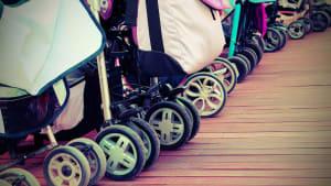 Britax Recalls Strollers Due To Fall Hazard