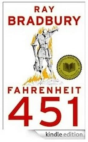 Fahrenheit 451 now available as an ebook, memorize at your own discretion