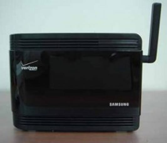 Samsung's Ubicell CDMA base station going 3G in 2010