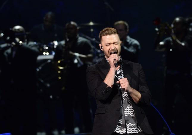 Justin Timberlake's concert film debuts on Netflix October 12th