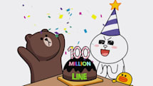 Line VoIP and instant messaging app reaches 100 million global users in 19 months
