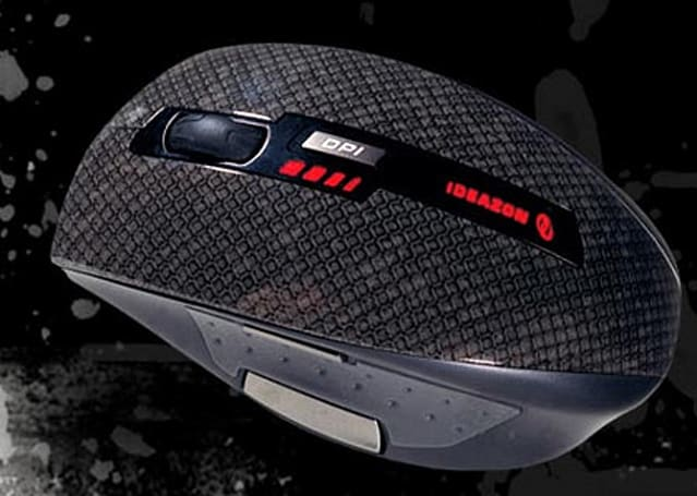 Ideazon's Reaper Edge gaming mouse gets reviewed