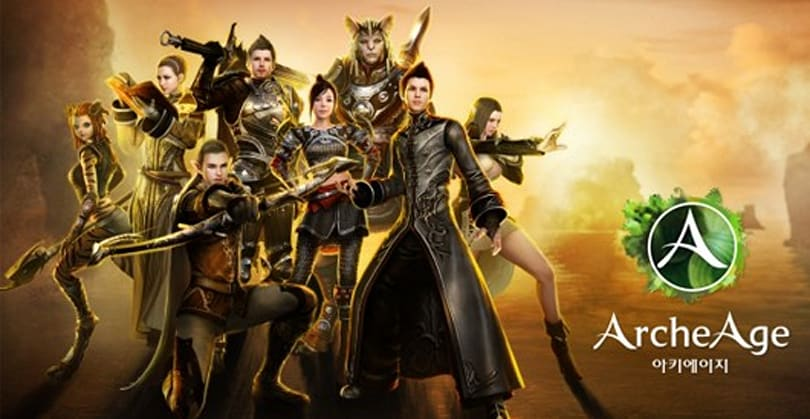 Jake Song: 'We're working on the English version' of ArcheAge