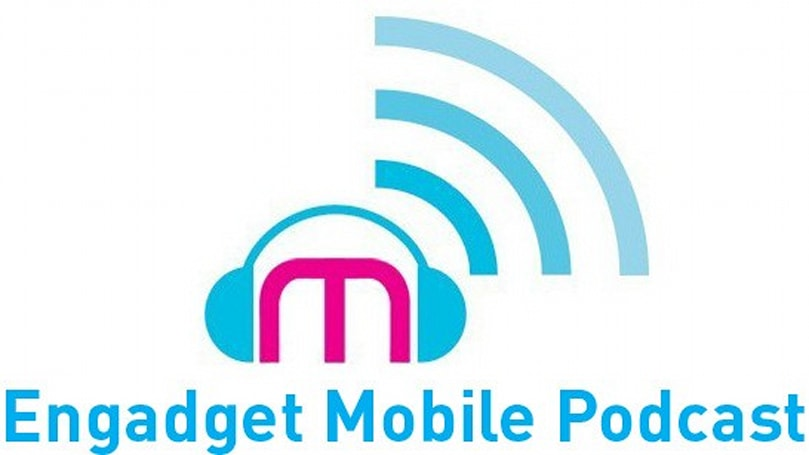 Listen to the Engadget Mobile Podcast at 5PM ET, with special guest Sascha Segan!