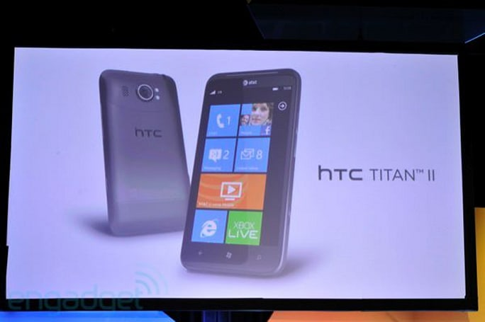 HTC Titan II coming to AT&T, finally delivers LTE to Mango lovers