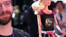 Barbie gets a camera implant to snap photos in style, we go hands-on