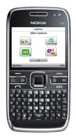 Nokia E72 now in stock in the New World -- the US, to be specific