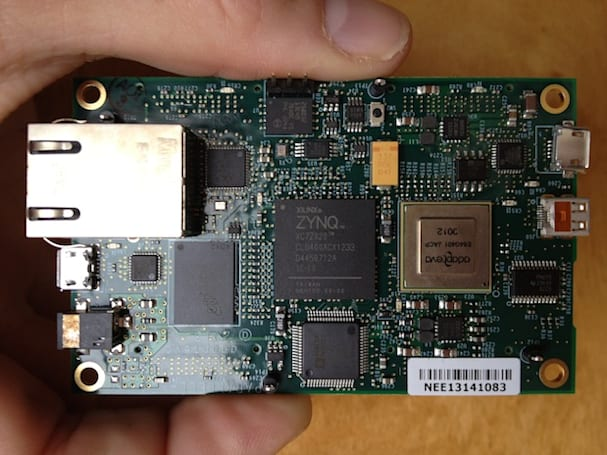 Adapteva shows off production Parallella mini 'supercomputer' boards