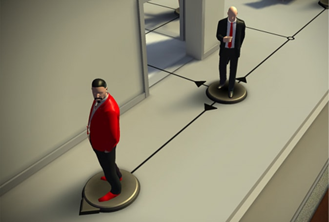 Hitman GO is really killing it
