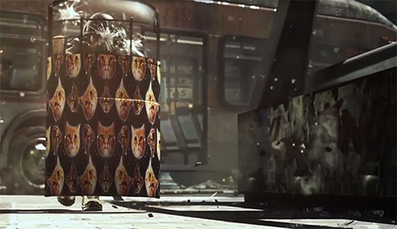 Space cats render Call of Duty: Ghosts a bit more cuddly-wuddly