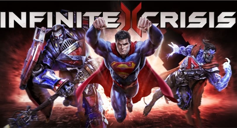 Infinite Crisis reveals the Man of Steel as a champion