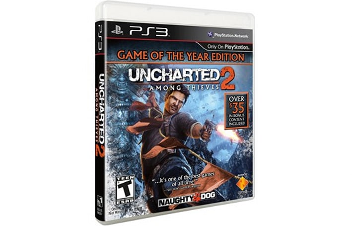 Uncharted 2: Game of the Year edition swings into action October 12