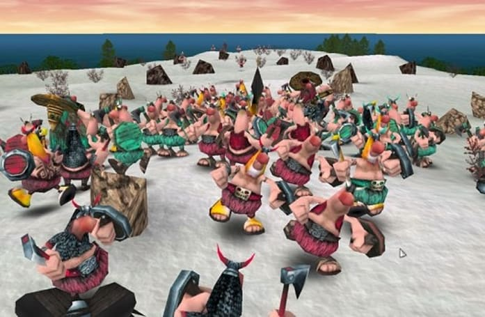 Tribal Trouble 2 plows into open beta