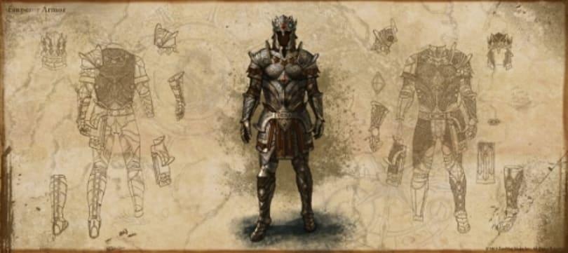 Elder Scrolls Online player emperors will gain a permanent skill set