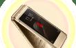Samsung präsentiert 3.000-Dollar-Klapphandy