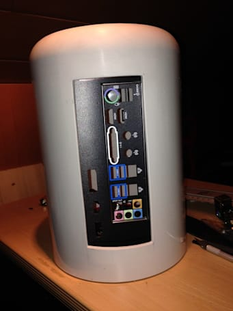 German user turns trashcan into Hackintosh Mac Pro and other news from Jan. 14, 2013