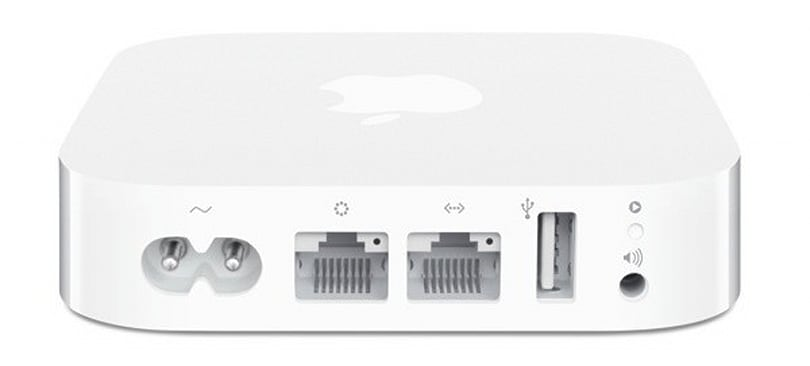 Apple slips out new AirPort Express with simultaneous dual-band WiFi (update: photo!)