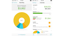 Mint updates its iOS app for iOS 7, adds charts to illustrate spending habits