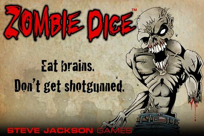 App Review: Eat brains or get shotgunned in Zombie Dice