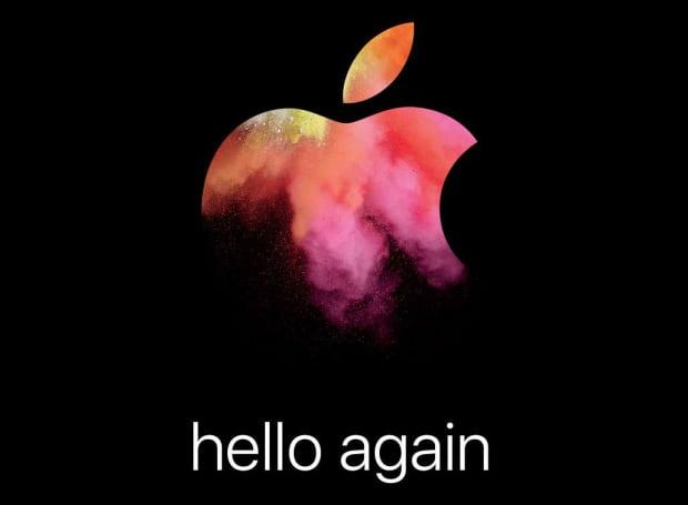 We're liveblogging Apple's 'Hello Again' MacBook launch!