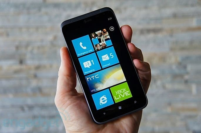 AT&T confirms HTC Titan II to join Lumia 900 on April 8th for $200 (video)