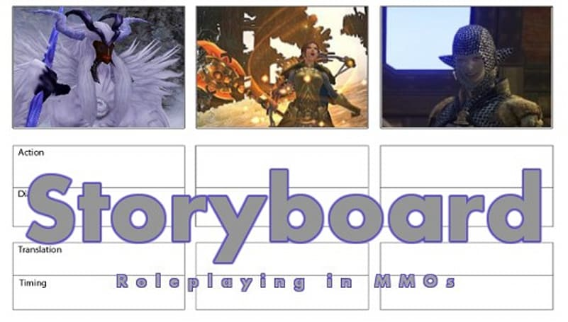 Storyboard: Army of me