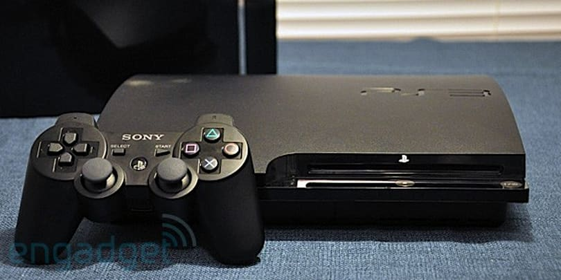 Sony slips two new PS3 Slim models through the FCC