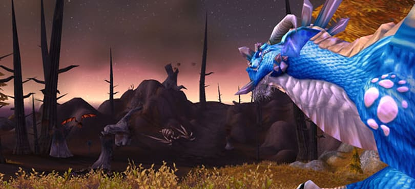 Know Your Lore: Azshara and the Blue Dragonflight