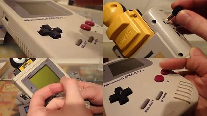 Game Boy makes music of a different sort (video)