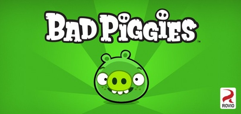 Bad Piggies, the alternate-universe's answer to Angry Birds, lands September 27th